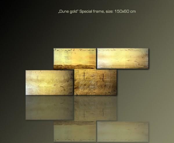Dune Gold 150x60 cm