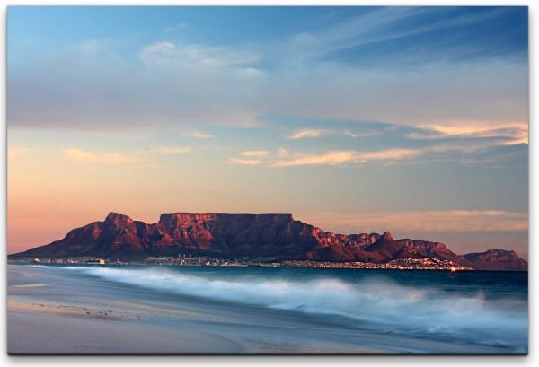 Tafelberg Kapstadt Wandbild in verschiedenen Größen