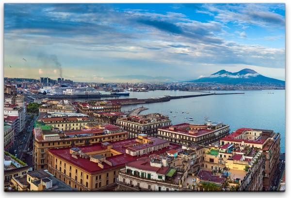 Italien Skyline Wandbild in verschiedenen Größen