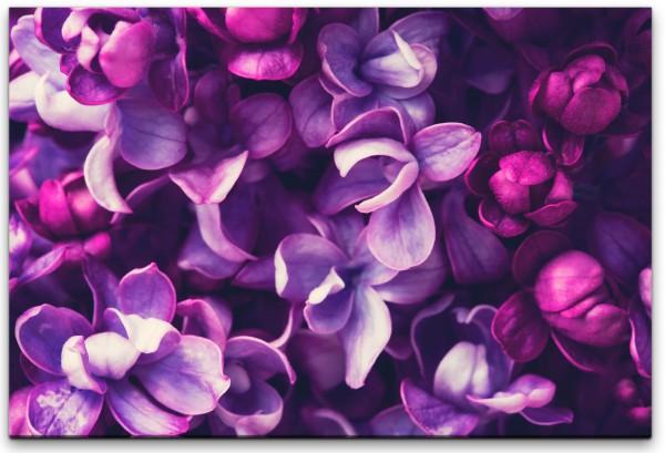 Blumen in rosa Wandbild in verschiedenen Größen