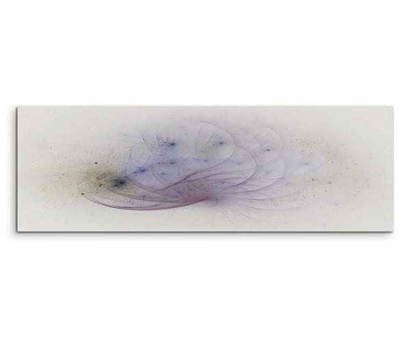 Abstraktes Panoramabild 1213 150x50cm