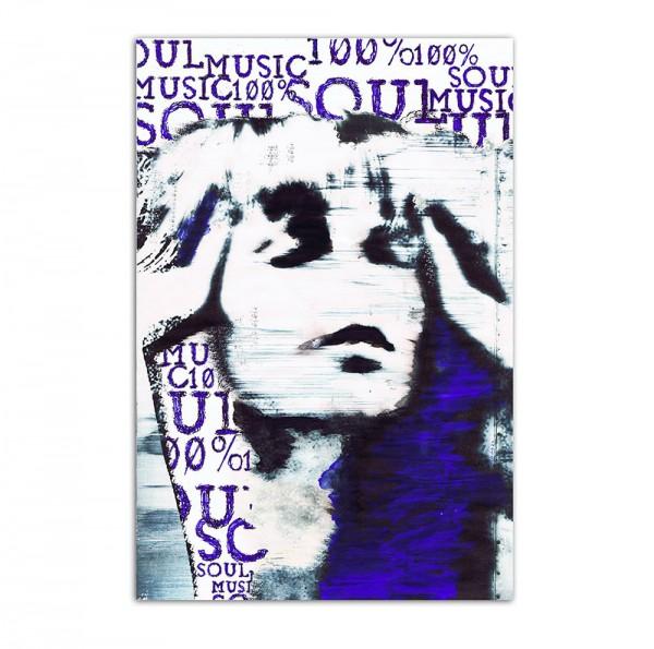 Soul music 2, Art-Poster, 61x91cm