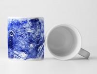 Camelion Tasse als Geschenk,  Design Sinus Art