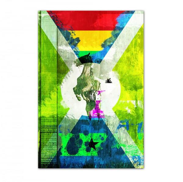Horse, Art-Poster, 61x91cm
