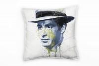 Al Pacino Pate Deko Kissen Bezug 40x40cm für Couch Sofa Lounge Zierkissen