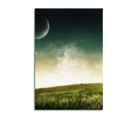 Moon In The Sky Fantasy Art 90x60cm