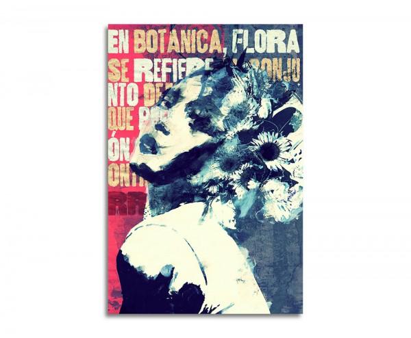 Flora, 180x120cm