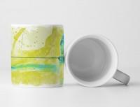 Bogenschiessen Tasse als Geschenk,  Design Sinus Art