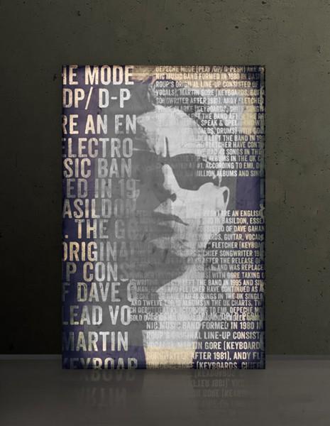 Depeche Mode 3 - Dave Gahan, 60x90 cm