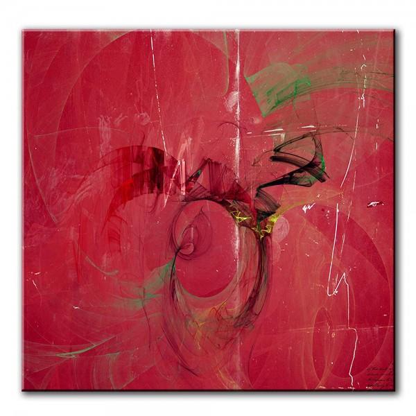 Zuversicht, abstrakt, 60x60cm