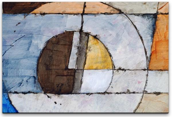 Abstrakt Wandbild in verschiedenen Größen