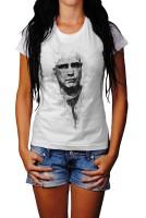 Apocalypse Now Brando Herren und Damen T-Shirt BLACK-WHITE