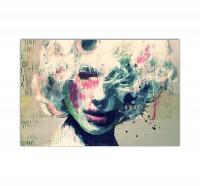 Angel light, Art-Poster, 61x91cm