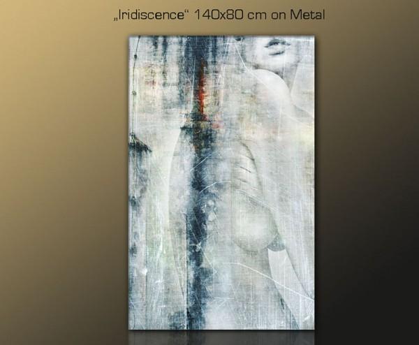 Iridiscence on Dibond