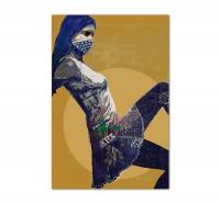Bandita, Art-Poster, 61x91cm