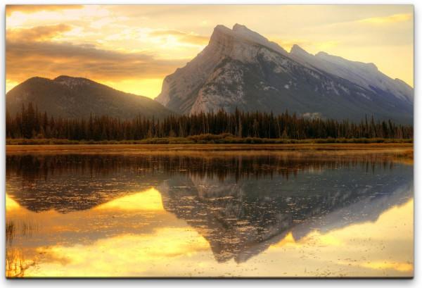 Kanada Landschaft Wandbild in verschiedenen Größen