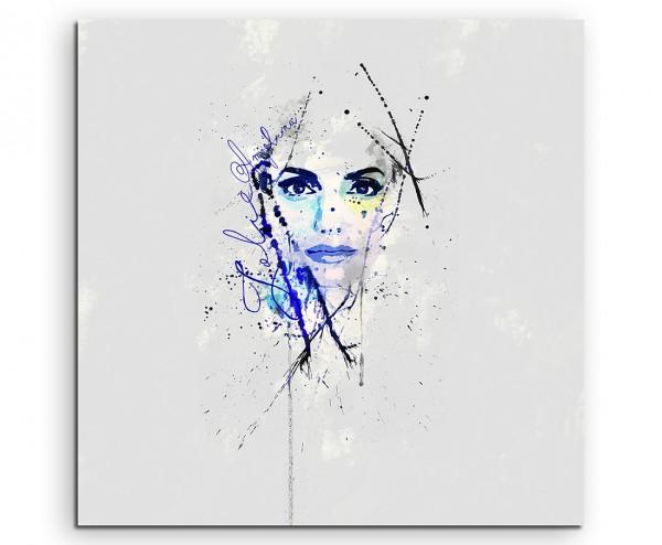 Angelina Jolie V 60x60cm SA