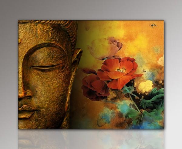 Buddha 80x60cm