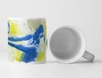 Volleyball I Tasse als Geschenk,  Design Sinus Art