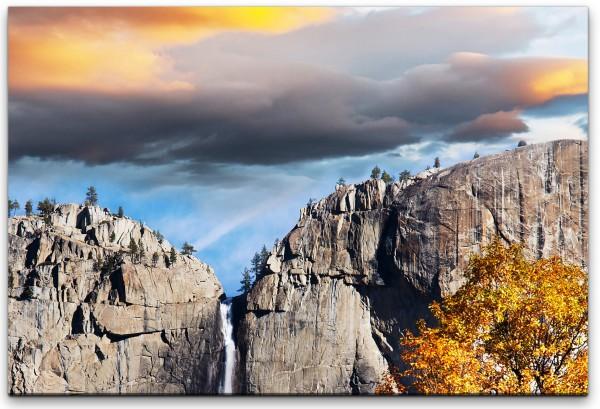 Yosemite Nationalpark Wandbild in verschiedenen Größen