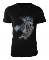 Polo II Damen und Herren T-Shirt schwarz / black