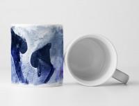 Swan II Tasse als Geschenk,  Design Sinus Art