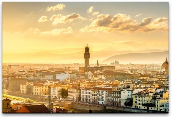 Italien Panorama Wandbild in verschiedenen Größen