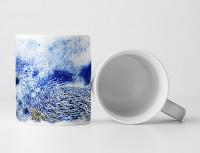 Cat II Tasse als Geschenk,  Design Sinus Art