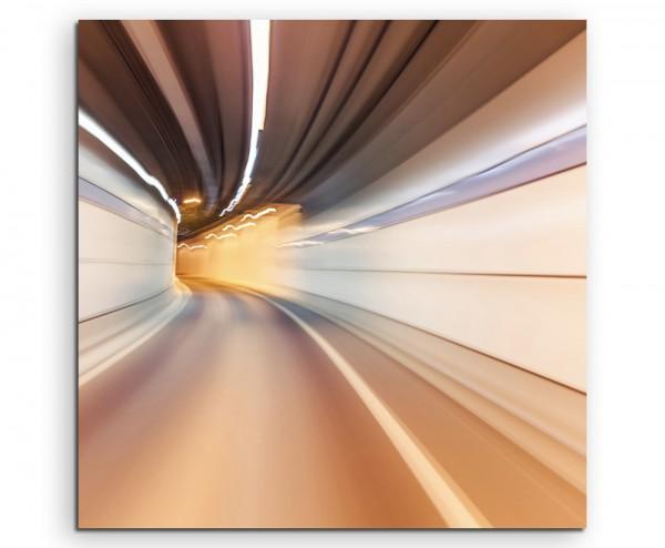 Urbane Fotografie – abstrakt modern chic chic dekorativ schön deko schön deko er Autobahntunnel auf