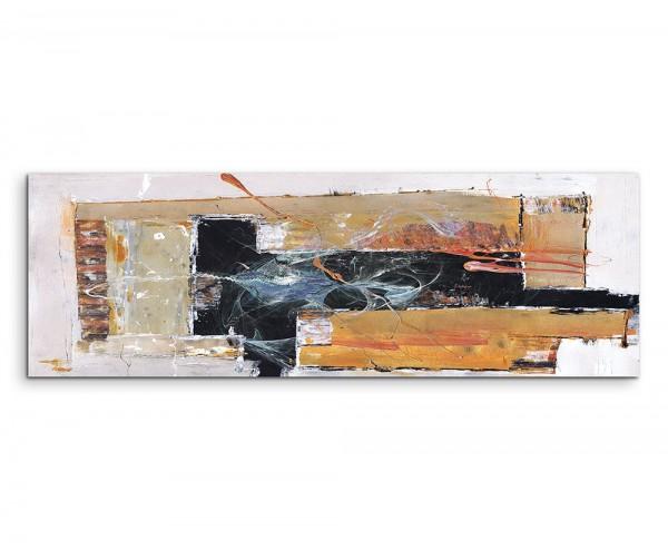 Abstraktes Panoramabild 1376 150x50cm