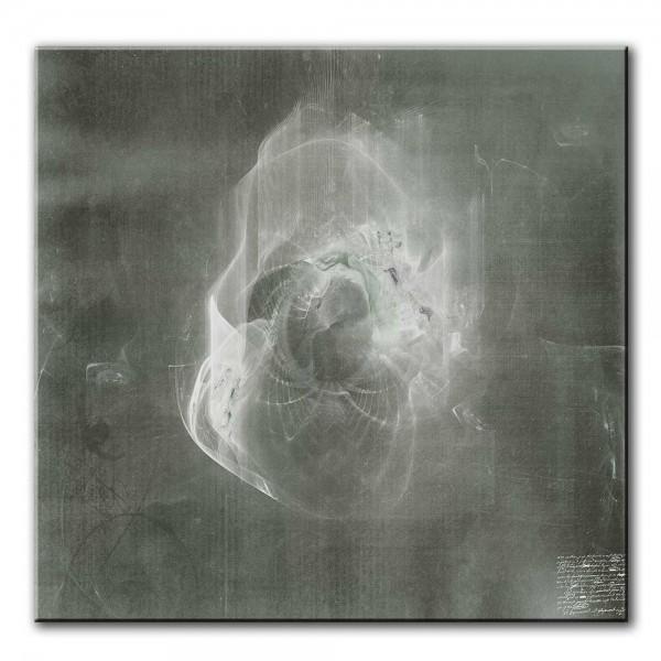 Dämmerung des Traums, abstrakt, 60x60cm