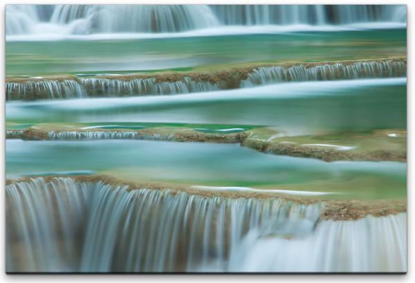 Wasserfall Wandbild in verschiedenen Größen