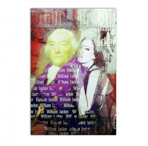 O Captain my Captain, Art-Poster, 61x91cm