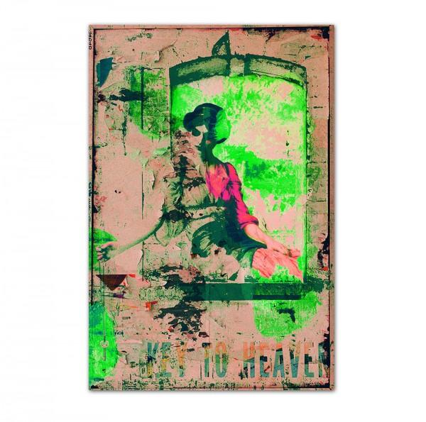 Key to heaven, Art-Poster, 61x91cm