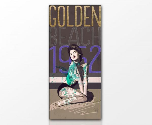 GOLDEN BEACH 60x130cm