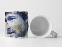 Brad Pitt Snatch Tasse als Geschenk,  Design Sinus Art