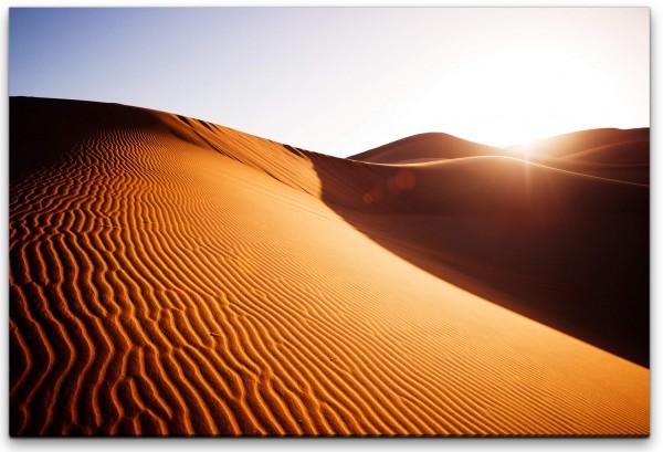 Sahara Wandbild in verschiedenen Größen