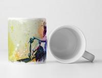BMX II Tasse als Geschenk,  Design Sinus Art