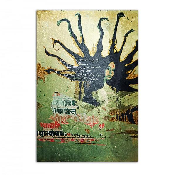 Medusa, Art-Poster, 61x91cm