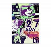Amy Winehouse-Club 27, Art-Poster, 61x91cm