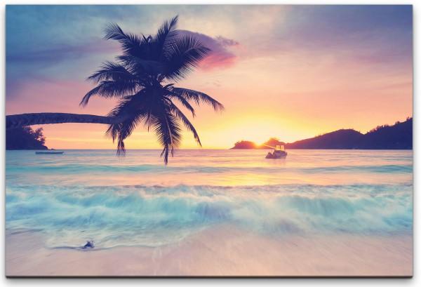 traumhafte Seychellen Wandbild in verschiedenen Größen