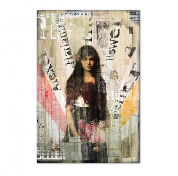 The flower seller 2, Art-Poster, 61x91cm