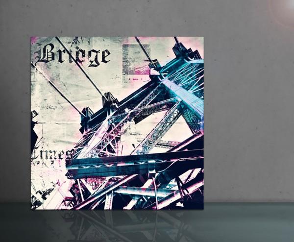 BRIDGE-008 100x100cm