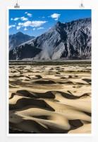 60x90cm Poster Naturfotografie – Pangong See in Leh Ladakh