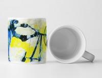 BMX Tasse als Geschenk,  Design Sinus Art
