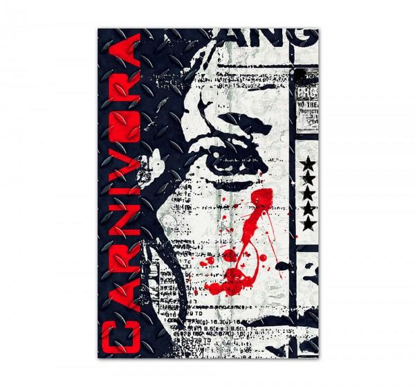 Carnivora, Art-Poster, 61x91cm