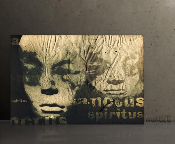 SPIRITUS 120x80cm