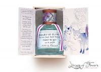 Library of Flowers Forget Me Not Eau de Parfum 50ml Geschenk für die Frau