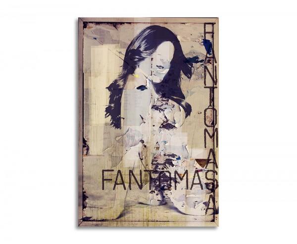 Fantomas, 180x120cm