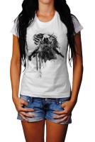 Assassins Creed Zwei Pistolen Herren und Damen T-Shirt BLACK-WHITE